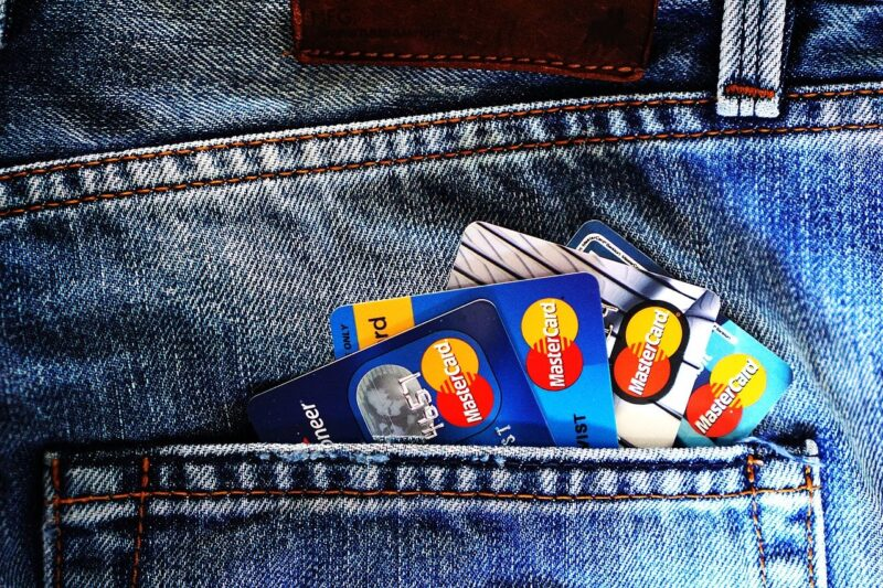 Credit Card Charge Card Money  - TheDigitalWay / Pixabay
